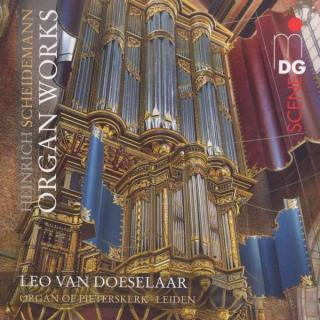 Scheidemann/Hassler: Organ Works - Van Doeselaar, Leo