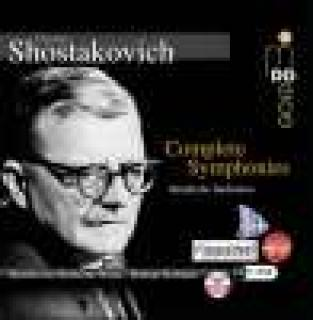 Shostakovich: Complete Symphonies - Beethoven Orchester Bonn
