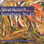 Shostakovich: Symphony 10/Complete Symph. Vol 1 <span>-</span> Orchester der Beethovenhalle Bonn