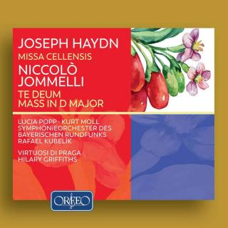 Haydn Missa Cellensis, Jommelli Te Deum, Mass in D Major