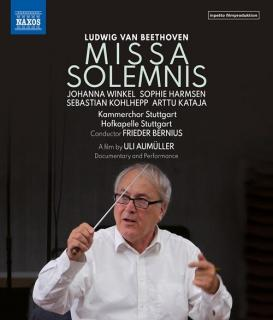 Beethoven: Missa Solemnis - Documentary & Performance (BluRay)
