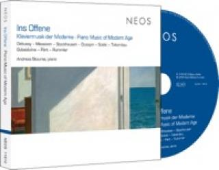 Ins Offene - Piano Music of Modern Age - Skouras, Andreas - piano