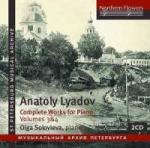 Lyadov, Anatoly: Complete Works for Piano – Vol. 3 & 4 <span>-</span> Solovieva, Olga – piano