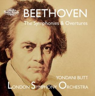 Beethoven, Ludwig van: The Symphonies & Overtures - Butt, Yondani – conductor