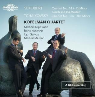 Schubert, Franz & Tchaikovsky, Pjotr: Works for String Quartet - Kopelman Quartet