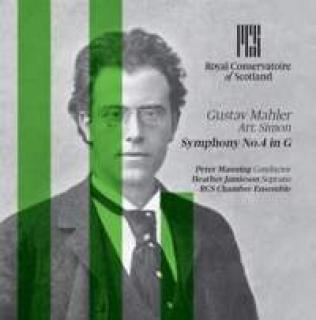 Mahler, Gustav: Symphony No. 4 in G major - arr. Simon - RCS Chamber Ensemble