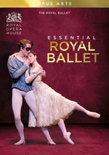 Essential Royal Ballet (4DVD) - Artists of The Royal Ballet / Orchestra of the Royal Opera House / Jones, Peter