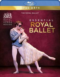 Essential Royal Ballet (BluRay) - Artists of The Royal Ballet / Orchestra of the Royal Opera House / Jones, Peter