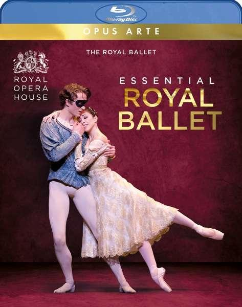 Essential Royal Ballet (BluRay) <span>-</span> Artists of The Royal Ballet / Orchestra of the Royal Opera House / Jones, Peter