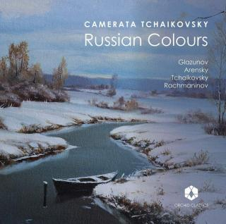 Russian Colours - Vinyl Edition