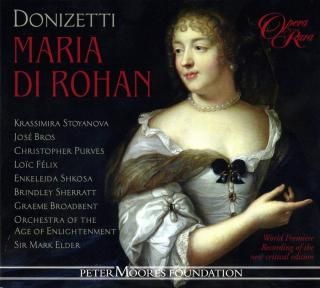Donizetti: Maria di Rohan - Orchestra of the Age of Enlightenment /