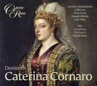 Donizetti Caterina Cornaro - David Parry