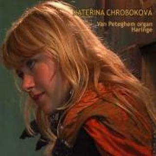 Bach, Cpe/Vanhal/Clerambault/Galuppi Organ Music At The Van Peteghem Organ Haringe Chrobokova, Katerina -