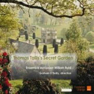 Tallis, Thomas Thomas Tallis' Secret Gardenchorwerke O'reilly/Ensemble Europeen William Byrd -