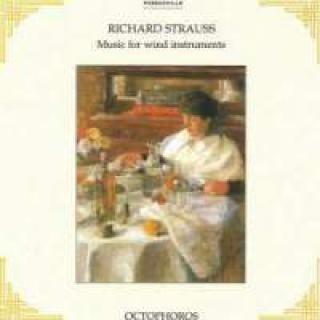 Strauss,Richard Bläsermusik Octophorus -