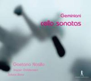 Geminiani, Francesco Cello Sonatas Op.5 Nasillo/Christensen/Bonz -