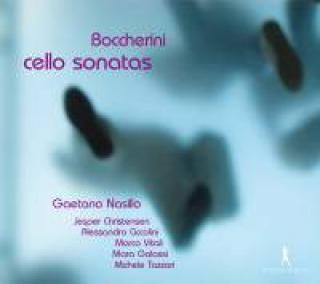Boccherini,Luigi Cellosonaten Nasillo/Ciccolini/Vitali/Christensen/Galassi/Tazzari -
