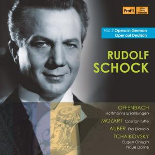 Opera in German, Vol. 2 - Schock, Rudolf