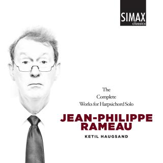 Rameau complete works for harpsichord solo