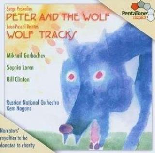 Prokofiev: Peter And The Wolf, Op. 67 - Russian National Orchestra/Nagano, Kent