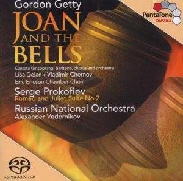 Getty: Joan And The Bells <span>-</span> Russian National Orchestra/Vedernikov, Alexander