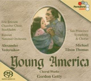 Getty: Young America - Choral Works - Various