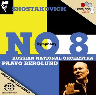 Shostakovich: Symphony No. 8 In C Minor, Op. 65 - Russian National Orchestra/Berglund, Paavo