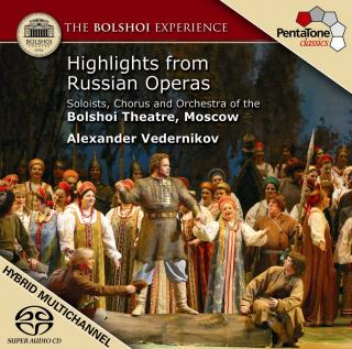 Highlights From Russian Opera - Volume 1 - Orchestra of The Bolshoi Theatre/Vedernikov, Alexander