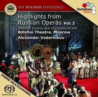 Highlights From Russian Opera - Volume 2 - Bolshoi Theatre Moscow/Vedernikov, Alexander