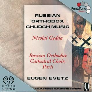 Russian Orthodox Church Music - Gedda, Nicolai (tenor)