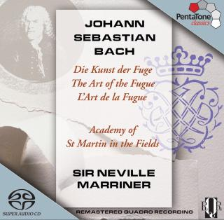 Bach: Die Kunst Der Fuge Bwv 1080 - Academy of St Martin in the Fields/Marriner, Sir Neville