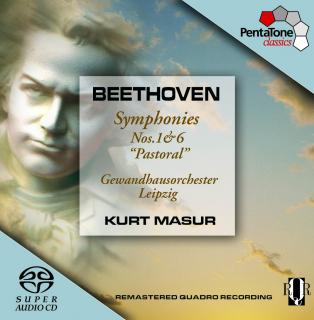 Beethoven:Symphonies Nos. 1 & 6, Pastoral