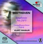 Beethoven:Symphonies Nos. 2 & 5