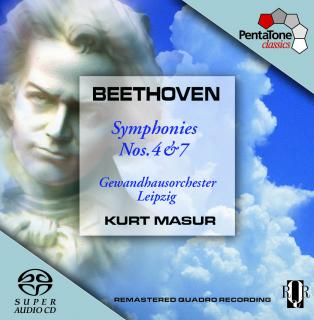 Beethoven:Symphonies Nos. 4 & 7