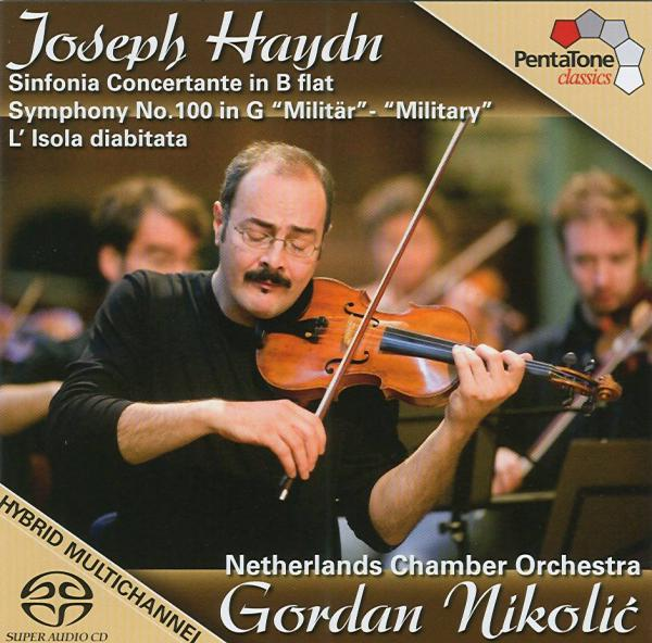 Haydn: Orchestral Works <span>-</span> Netherlands Chamber Orchestra/Nikolic, Gordan (leader)