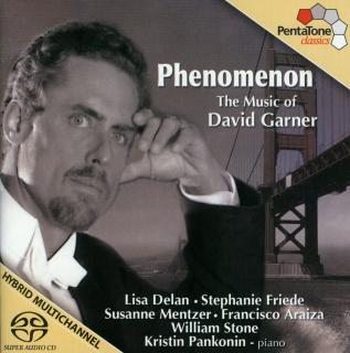 Phenomenon - The Music Of Garner, David - Francisco Araiza/Susanne Mentzer