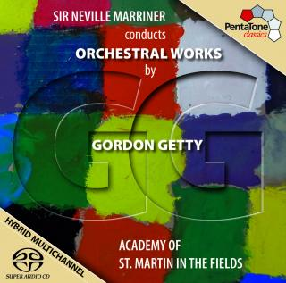 Getty: Orchestral Works - Academy of St Martin in the Fields/Marriner, Sir Neville