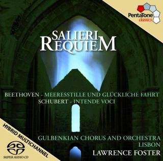 Salieri: Requiem In C Minor - Gulbenkian Chorus & Orchestra/Foster, Lawrence