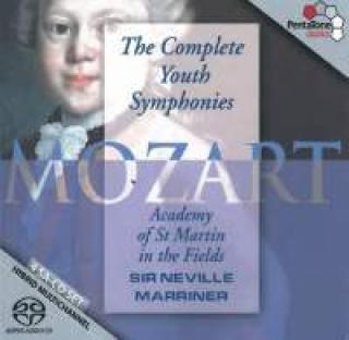 Mozart: The Complete Youth Symphonies - Academy of St Martin in the Fields/Marriner, Sir Neville