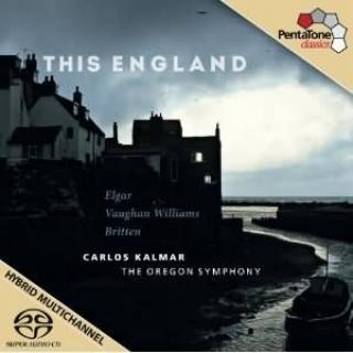 Vaughan Williams/Elgar/Britten:This England/Cockaigne Overture/Symphony No. 5 In - Kalmar, Carlos/Oregon Symphony Orchestra