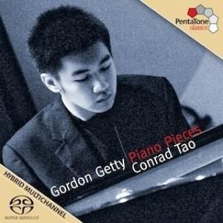 Getty: Piano Pieces - Tao, Conrad (piano)