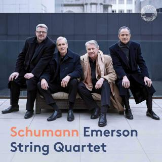 Schumann: String Quartets Nos. 1-3 - Emerson String Quartet