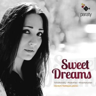 Sweet Dreams - Yeritsyan, Varduhi (piano)