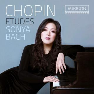 Chopin: The Complete Etudes - Bach, Sonya (piano)