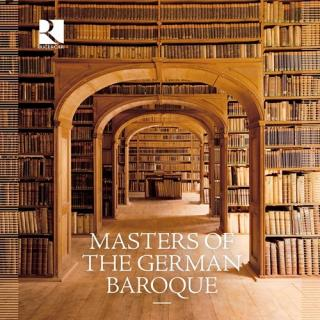 Masters of the German Baroque - Various Artists