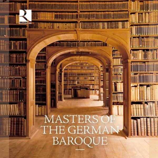 Masters of the German Baroque <span>-</span> Various Artists