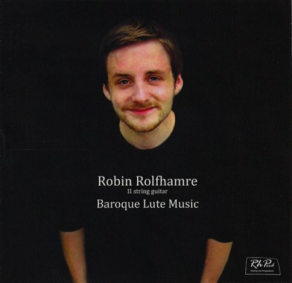 Baroque Lute Music <span>-</span> Rolfhamre, Robin