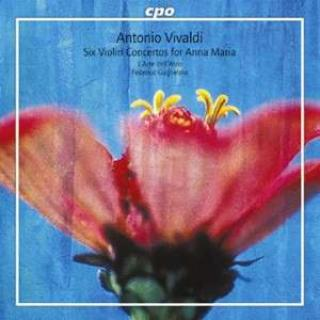 Vivaldi: Six Violin Concertos For Anna Maria - Federico Guglielmo (solo violin and direction)
