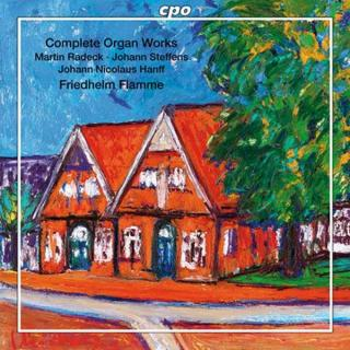 North German Organ Baroque Volume 4 - Various Composers - Friedhelm Flamme (organ)