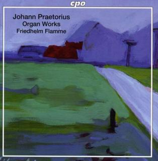 North German Organ Baroque Volume 7: Praetorius, Johann: Selected Organ Works - Friedhelm Flamme (organ)